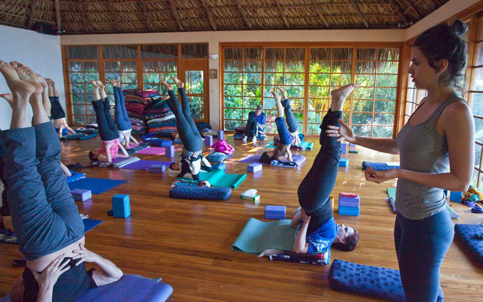 Group Yoga Retreat