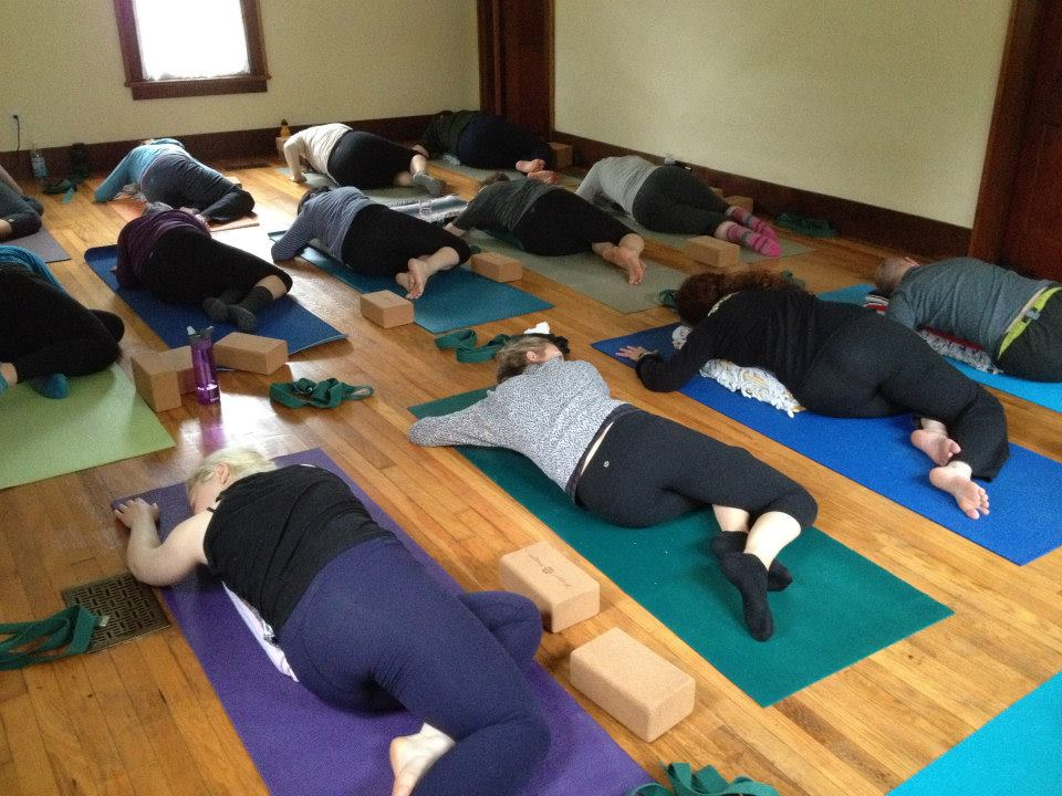 Merav Ben-Horin Yoga & Psychotherapy