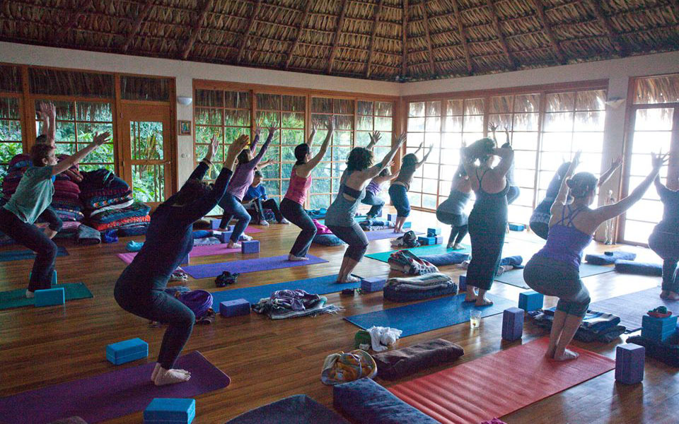 Group Yoga Retreat